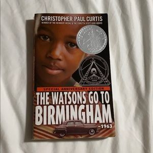 The Watsons Go To Birmingham 1963 book